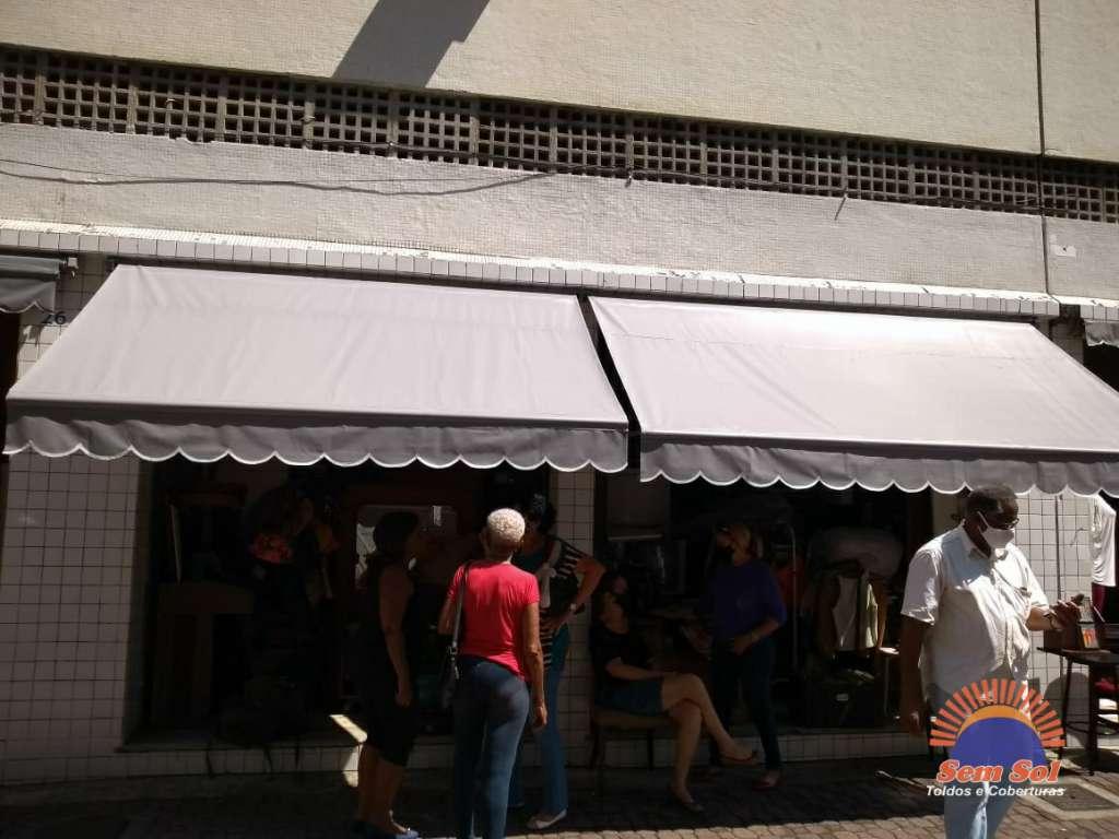 confecção e instalação de toldo na Tijuca RJ