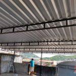 Cobertura para terraço em Inhauma RJ